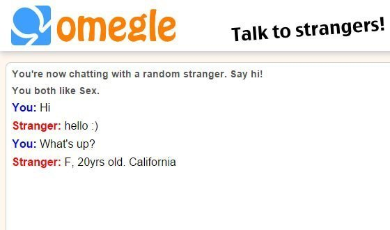 Omegle Sex Games